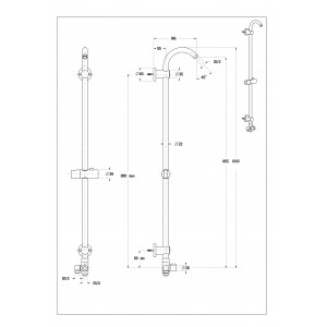 BUBBLE-RAIN® Duschsystem