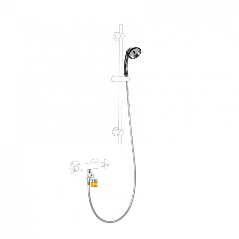 Duschsystem WOLF Natural SPA   W100