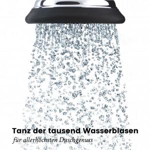 BUBBLE-RAIN®: Tanz der tausend Wasserblasen