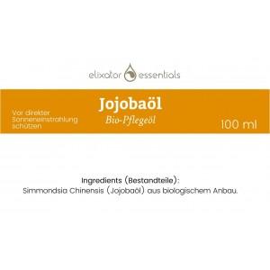 Jojobaöl - Bio Basisöl