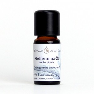 Pfefferminz-Öl